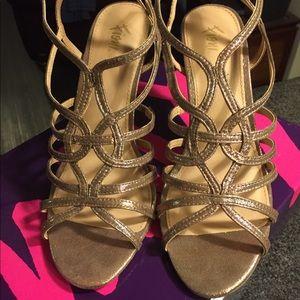 Fancy heels to wear on a night out!